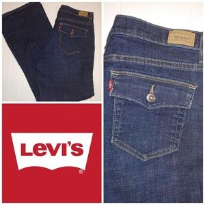 Levi's Perfectly Slimming Bootcut  - 10